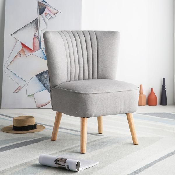 Fabric Tub Chairs Harrogate Fabric Accent Tub Chair