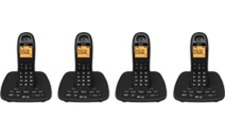 Quad Cordless Phones