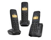 Siemens Gigaset A120 Trio Digital Cordless Phone