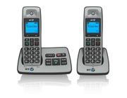 BT 2500 Twin Digital Cordless Phone Answer Machine