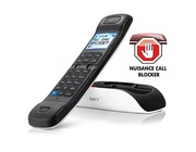 iDECT Loop Lite Digital Cordless Phone Answer Machine - White