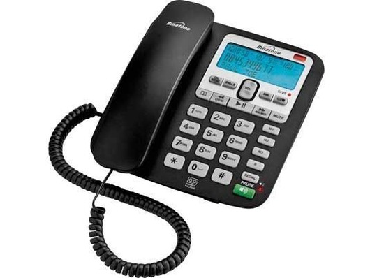 Binatone Acura 3000 Big Button Corded Phone Answer Machine