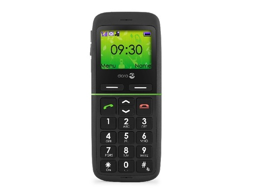 Doro PhoneEasy 345GSM Mobile Phone Sim Free Unlocked - Black